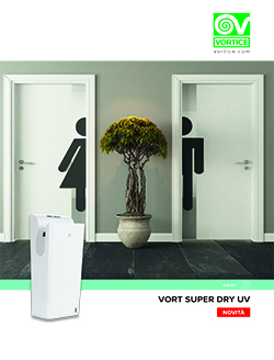 Igiene_Vort Super Dry UV