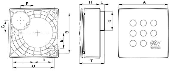 Schema Collegamento Aspiratore Vortice : Micro t ventilazione residenziale centrifughi vortice
