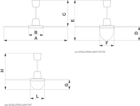 Schema Elettrico Ventilatore Vortice Con Telecomando : Nordik evolution r quot bianco ventilazione estiva