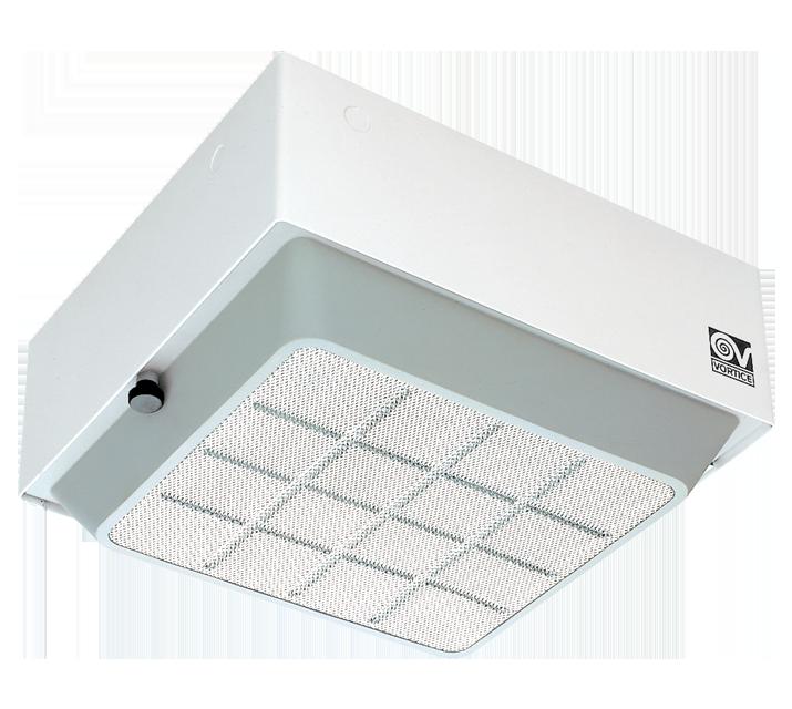 VORT KAPPA - Ventilazione residenziale Cappe Vortice