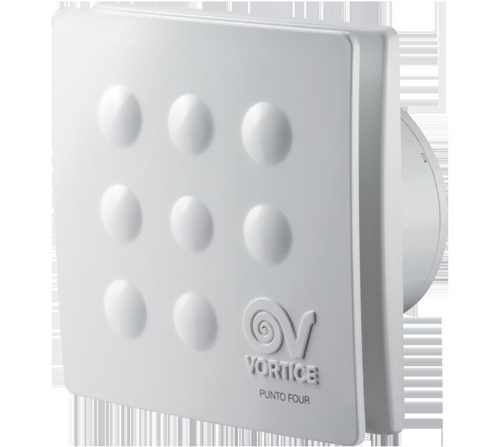 Mfo 100 4 t ventilazione residenziale elicoidali vortice - Ventola bagno vortice ...