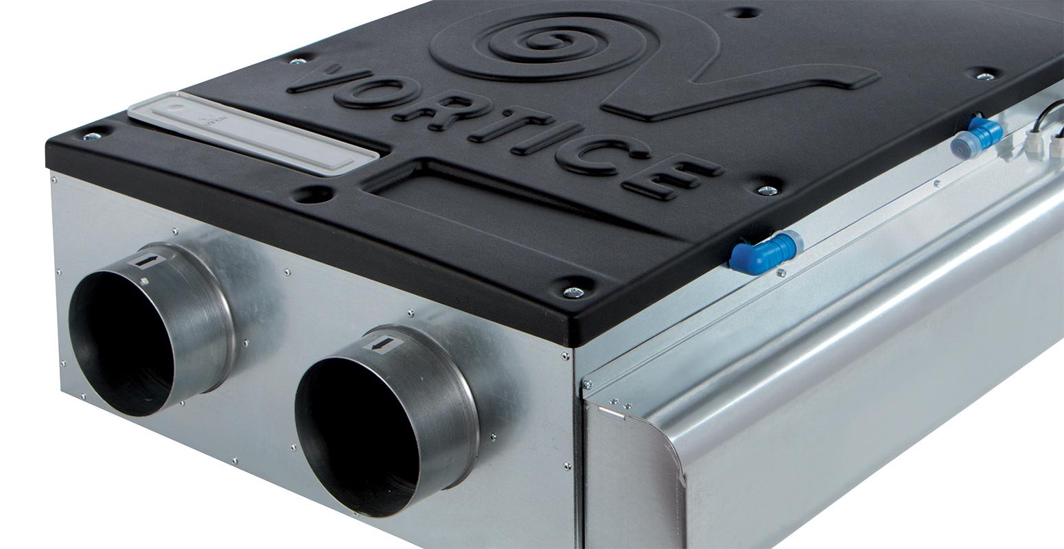 Vort hri 200 phantom ventilazione residenziale recupero - Ventilazione recupero calore ...