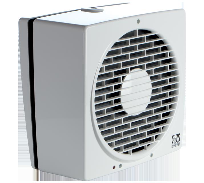 Vortice 300 12 ar ventilazione residenziale elicoidali - Estrattore bagno vortice ...