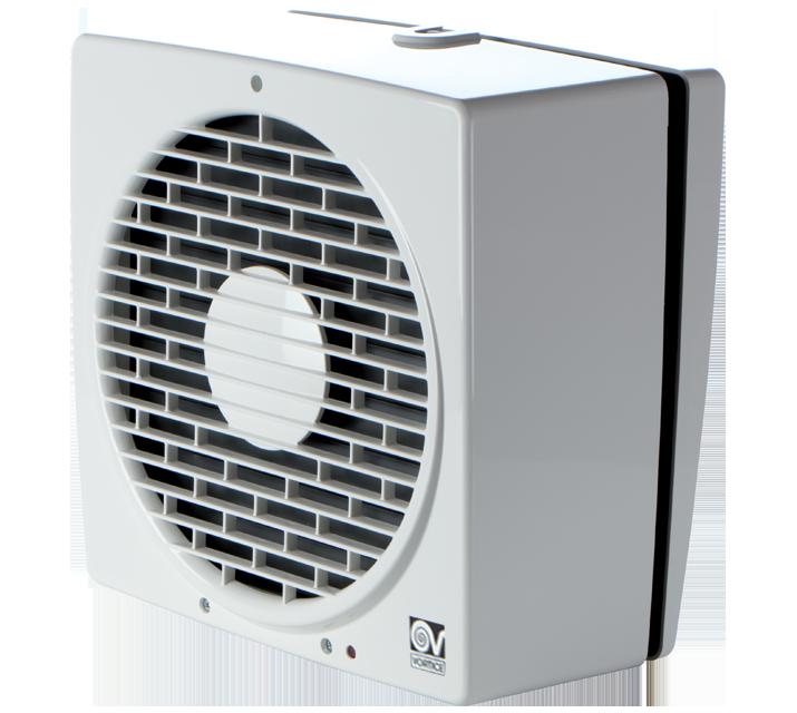 Vortice 150 6 ar ventilazione residenziale elicoidali vortice - Aspiratori da bagno vortice ...
