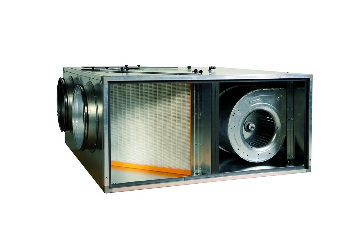 Vort nrg 2500 f5 ventilazione terziario recupero - Ventilazione recupero calore ...