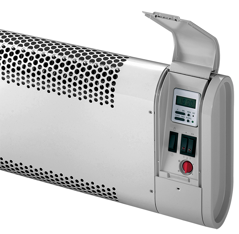 Microrapid t 2000 v0 riscaldamento elettrico termoconvettori e termoventilatori fissi vortice - Stufette elettriche da parete ...