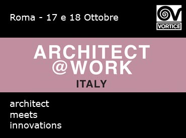 ARCHITECT@WORK Roma