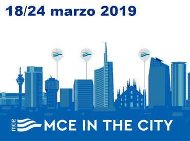 Vortice è Main Sponsor di MCE IN THE CITY