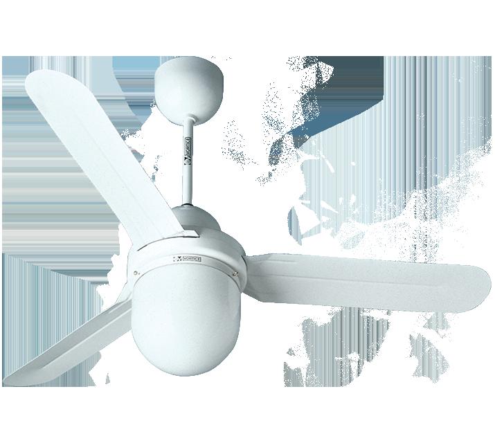 Lampadari Con Ventilatore Vortice.Nordik 1s L 120 48 Senza Gr Com Ventilazione Estiva Soffitto